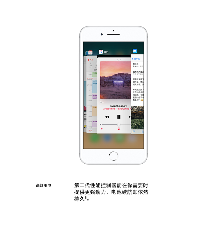 Plus手机 iPhone8 iPhone8 Plus 64G 256G 手机 苹果 APPLE iPhone